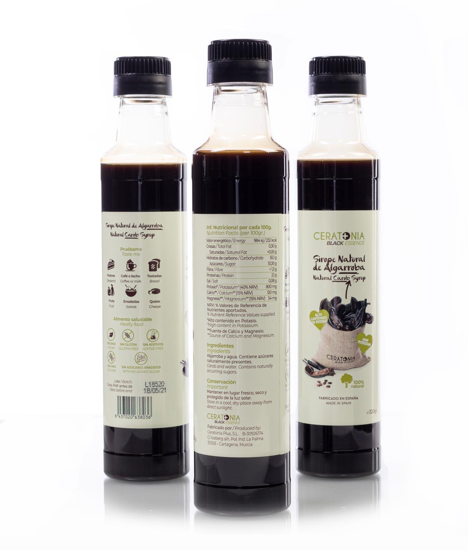 Productos Ceratonia - Black Essence